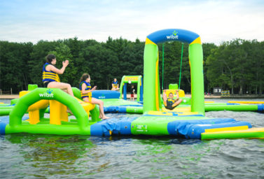 Aquazilla Oka Aquatic Bouncy Castle