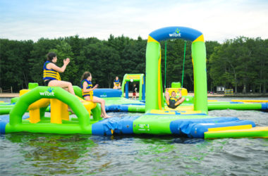 Aquazilla Oka Aquatic Bouncy Castle